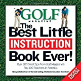 GOLF The Best Little Instruction Book Ever!: Pocket Edition