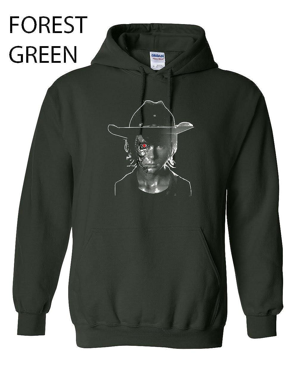 11 Karl Terminator Funny Hooded Sweatshirt