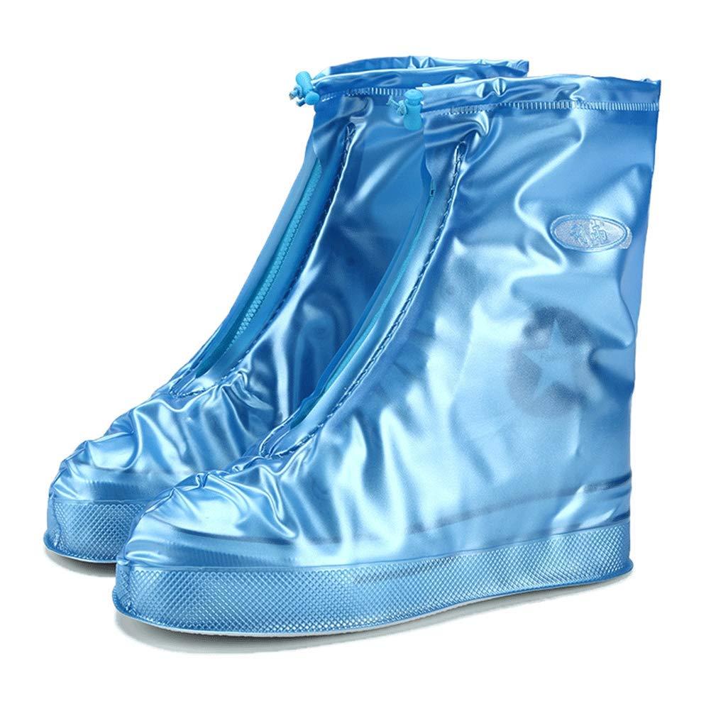71c0f1d047ea3 Waterproof Shoe Covers - Reusable Rain Shoes Covers Anti-slip Snow Rain Boot