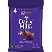 Cadbury Dairy Milk Candy, 4 Count
