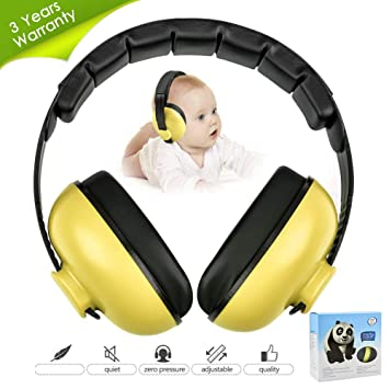 Best Noise Cancelling Earmuffs For Kids Baby Safety Hearing Protection Headphone