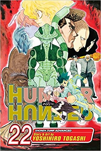 Hunter x Hunter, Vol. 22 (22): Yoshihiro Togashi ...