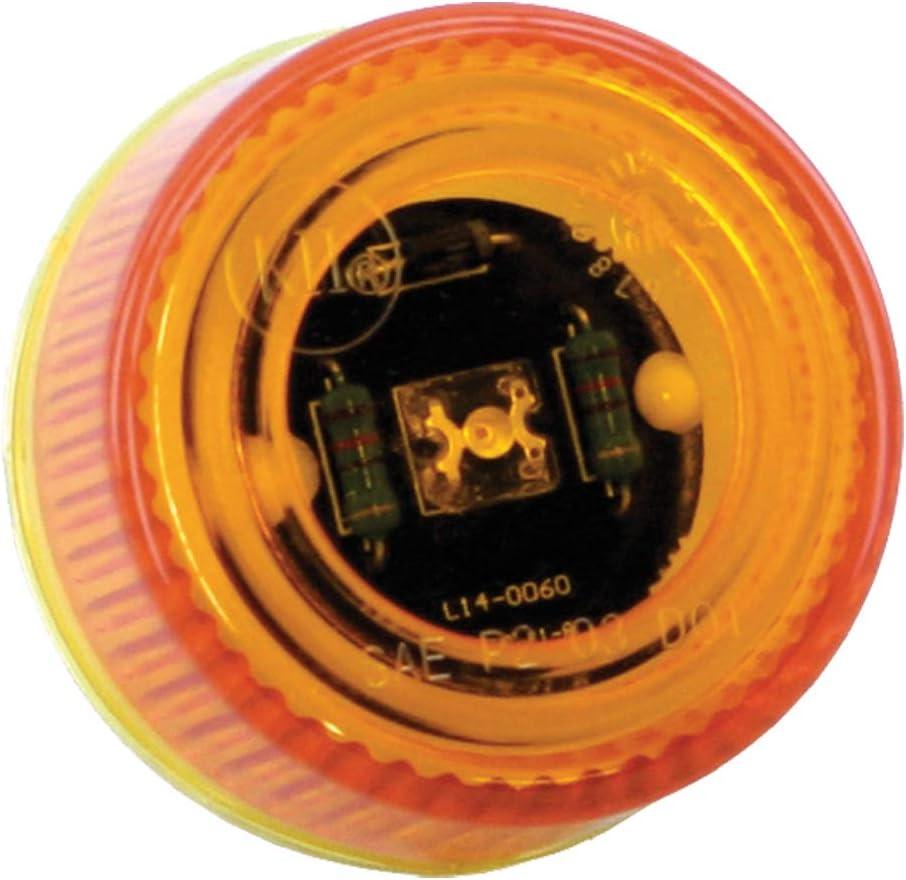 Kaper II L14-0061A Amber LED Marker//Clearance Light