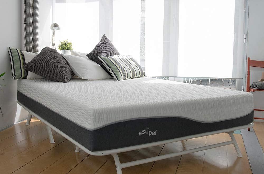Esliper Pro | Colchón Viscoelástico Inteligente | 7 Zonas | con Energy Foam | 150 x 190 cm.