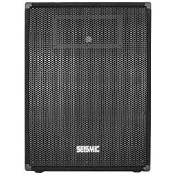 Seismic Audio - FL-15MP (Pair) - Pro Audio PA/DJ 15\
