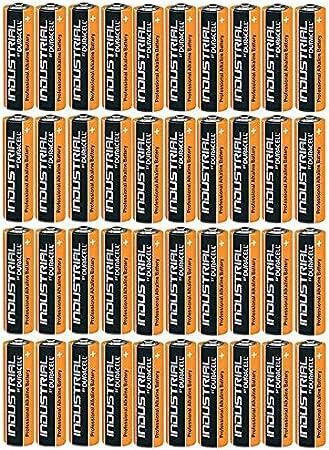 Duracell MN2400-OEM - Pilas (AAA (Micro)), Pack da 40 unidades: Amazon.es: Electrónica