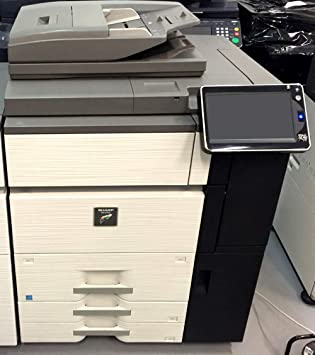 Sharp MX-7040N Printer FAX Drivers Mac
