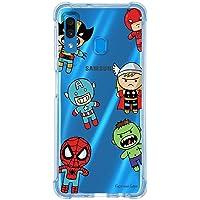 Capa Personalizada Samsung Galaxy A30 A305 - Super Heróis - TP118