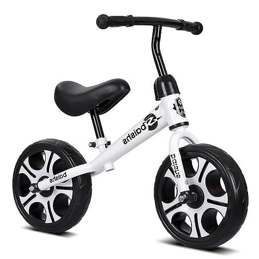Equilibrio para niños, Bicicleta sin Pedales para bebés, Paseo en ...