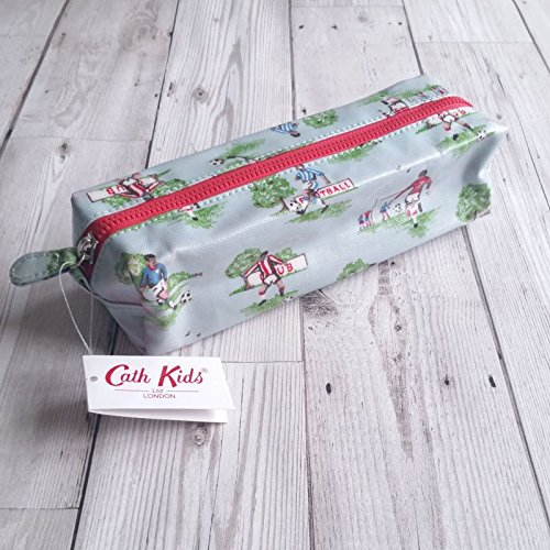 Cath Kidston Pencil Case With Football Design Pencil Case With Football Design (Double Football Case Case)