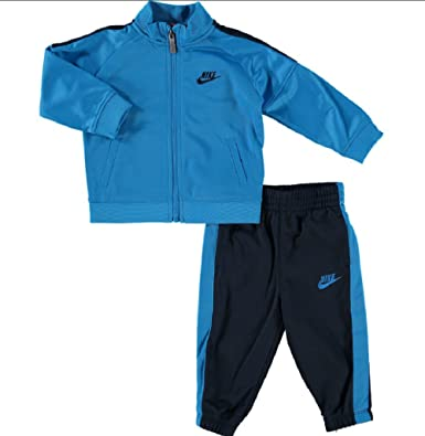 chaussures de sport db758 a4bd5 Nike - Survêtement - Bébé (garçon) 0 à 24 Mois Bleu Noir 6 ...