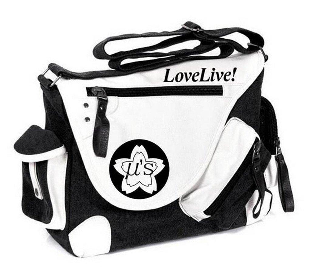 Siawasey Love Live! Anime Cosplay Handbag Backpack Cross-body Tote Bag Messenger Bag Shoulder Bag