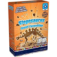 Science4you  Fossil Excavation Stegosauros  Educational Science Toy STEM Toy