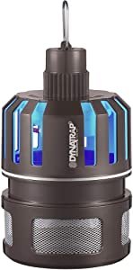 DynaTrap DT150-TUN Indoor Insect and Mosquito Trap Ultralight, 300 Square Feet, Tungsten
