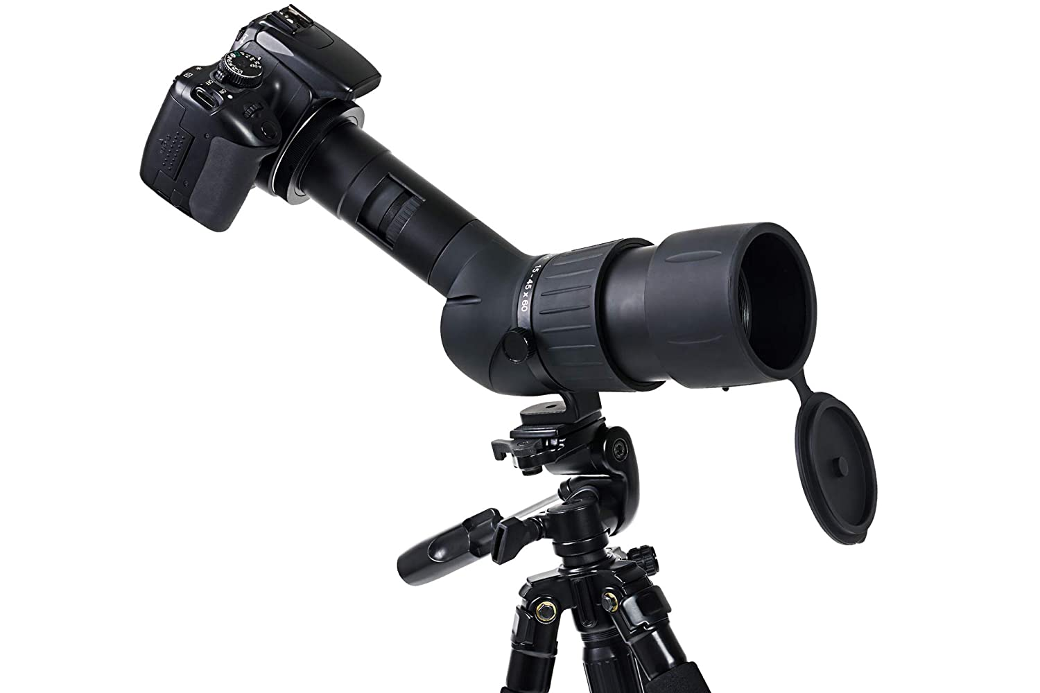 Praktica T2-EOS-M Spotting Scope Adapter for T2 to Canon EOS-M Mount