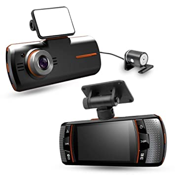 "2.7/"" Car Camera DVR HD Video Recorder w// Night Vision Loop Recording Camcorder"
