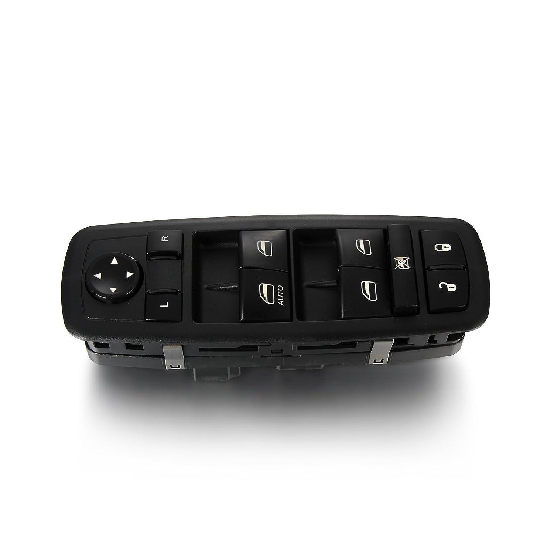 4602632AH AutoHorizon Power Window Switch Driver Side For Dodge Journey Jeep Liberty 4602632AG