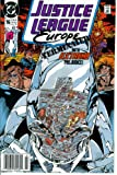 img - for Justice League Europe #16 : Conquest (DC Comics) book / textbook / text book