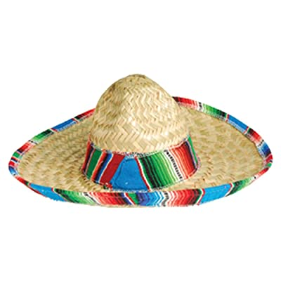 US Toy Child's Mexican Sombrero Costume: Toys & Games
