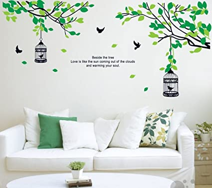 SYGA Wall Stickers Wall Decals 9045(Multicolor,Colorful,60 * 90 CM) Wall Stickers at amazon