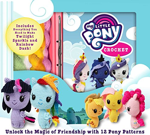 My Little Pony Crochet (Crochet Kits)]()