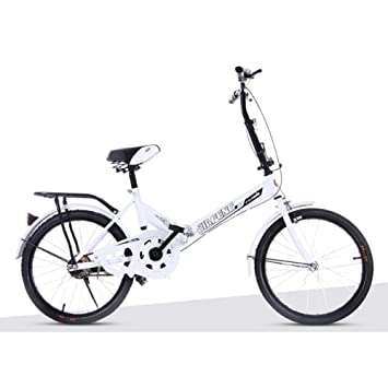 XQ XQ-URE-610 20 Pulgadas XQ Single Speed Bicicleta Plegable para