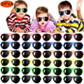 Kids Sunglasses Party Favors Luau Party And Pool Party Favors Neon Sunglasses For Kids Great Gift For Birthday Party Supplies Supplies Beach Pool Party Favors Fun Gift Party Toys Bulk Party Set Of 24