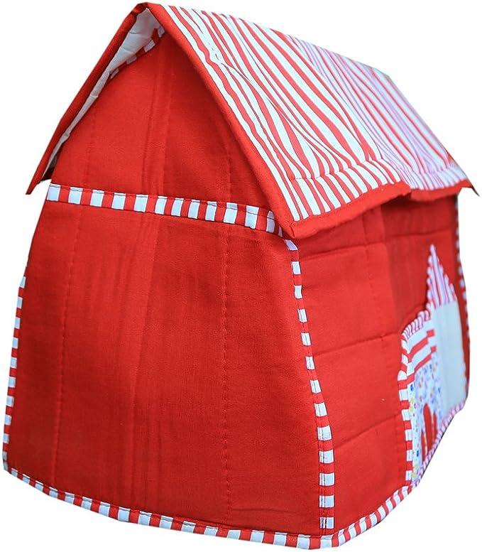 Funda cubre máquinas de coser con diseño elegante de cabaña de ...
