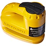 Kryptonite 000884 Keeper 5s Yellow Disc Lock