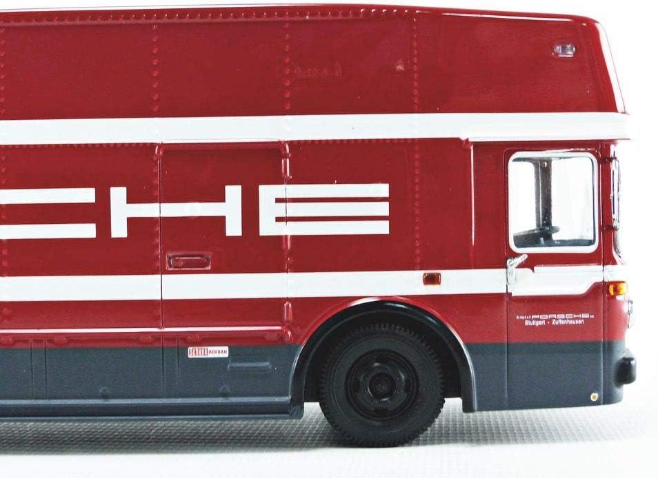 Schuco 450372900 Collectible Miniature Car Red