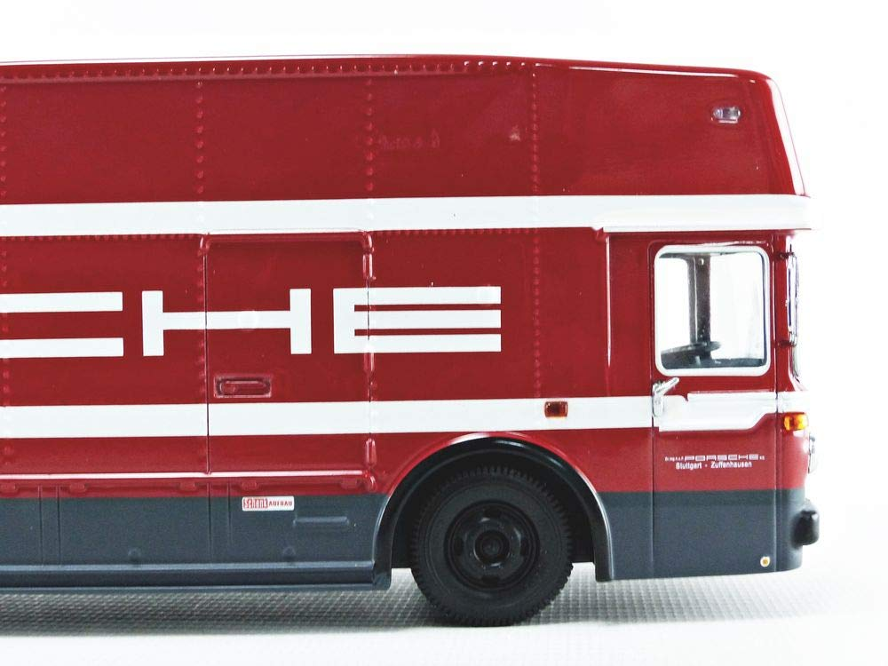Coche en Miniatura Schuco 450372900 Color Rojo