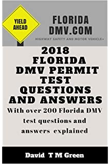 Florida Dmv Permit Test 350 Questions And Detailed Answers Required