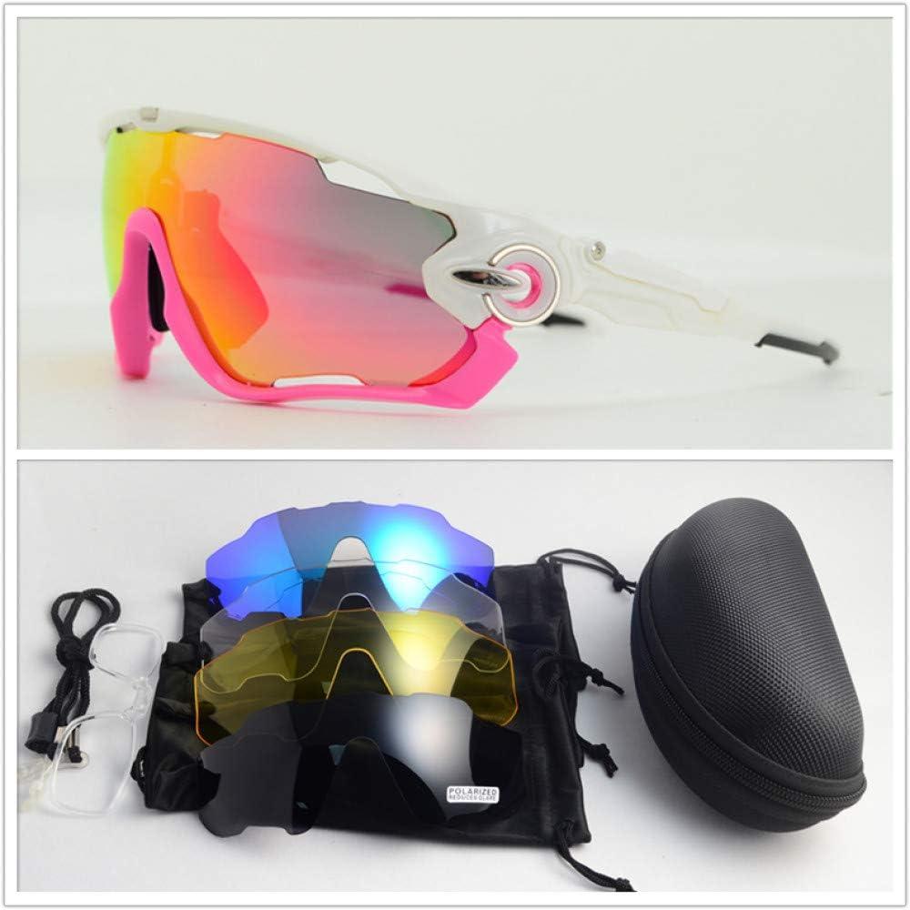 ZKAMUYLC SunglassesGafas de Sol de Ciclismo fotocromáticas TR90 Deportes al Aire Libre Gafas de Ciclismo polarizadas Hombres Mujeres Gafas de Bicicleta Gafas polarizadas de Ciclismo: Amazon.es: Deportes y aire libre