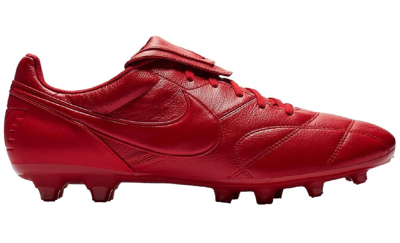 MultiCouleure (Gym rouge Gym rouge Gym rouge 600) Nike The Premier II FG, Chaussures de Football Mixte Adulte 46 EU