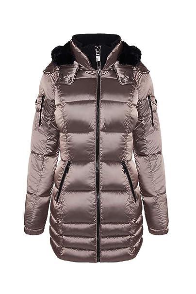 Amazon.com: Hfx Halifax Nina - Chaqueta con capucha para ...