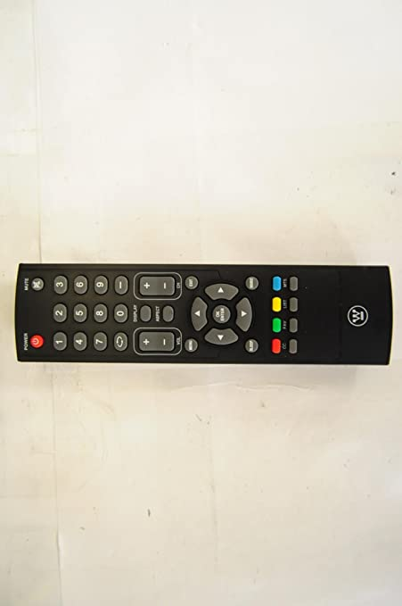WETINGHOUSE VR-3225 TV REMOTE CONTROL 20370