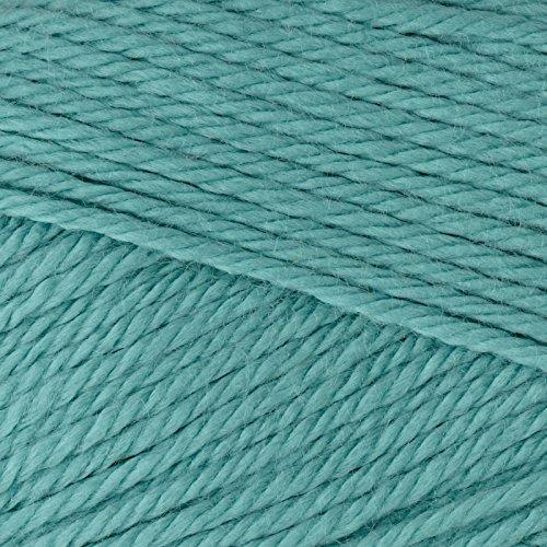Bernat Satin Yarn Sage (Acrylic Satin Yarn)