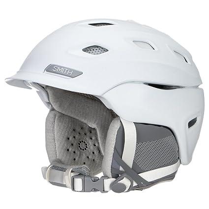 95929feabda29 Smith Optics Womens Adult Vantage Snow Sports Helmet - White Small (51-55CM)