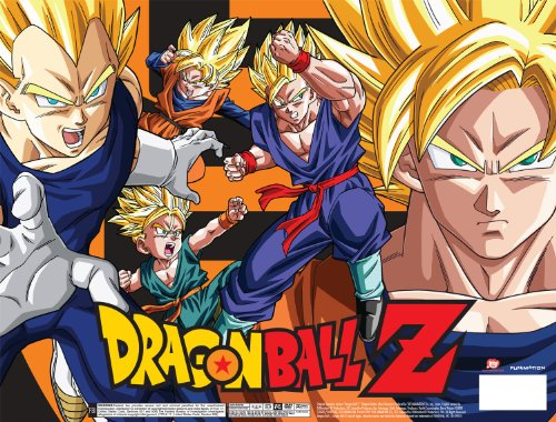 Dragonball Z Complete Seasons 1 - 9 (54 Dvd) Boxed Set