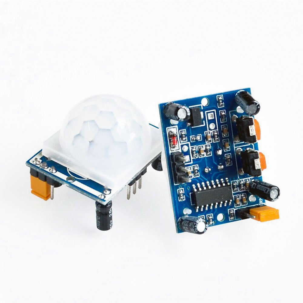 Modulo Sensor detector movimiento PIR. HC-SR501 Arduino Nano/Uno/Mega Raspberry: Amazon.es: Industria, empresas y ciencia