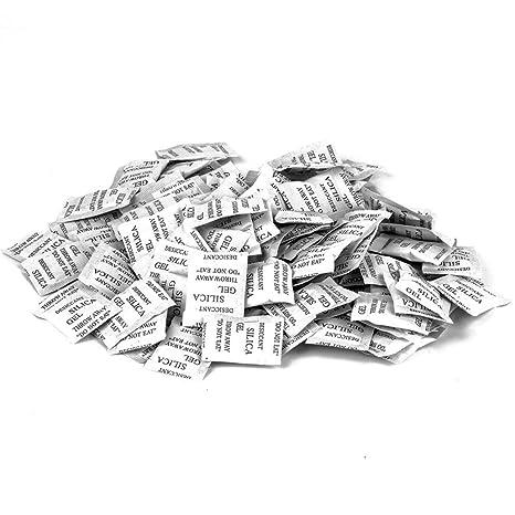 ECYC Paquete De 40 Paquetes Desecantes De Humedad De SíLice ...