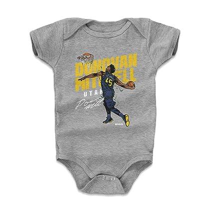 b6100ff7e 500 LEVEL Donovan Mitchell Baby Clothes, Onesie, Creeper, Bodysuit 3-6  Months
