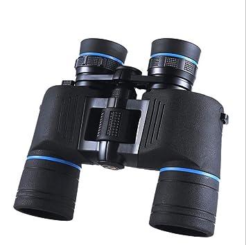 Telescopio Binoculares Prismáticos HD Enfocar Telescopio Optico Relleno de nitrógeno Impermeable Concierto, montañismo, Ciclismo, Camping, Turismo.