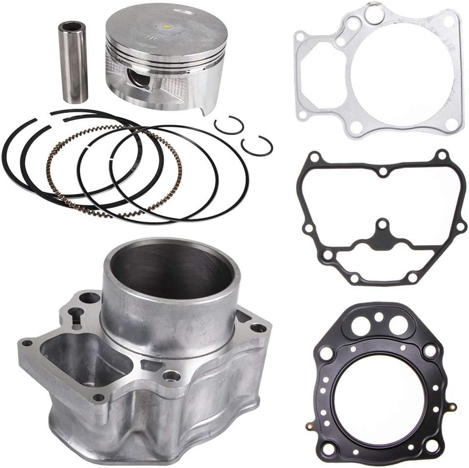 GENUINE OEM HONDA PISTON TOP END KIT WITH GASKETS TRX420 RANCHER 2007-2008