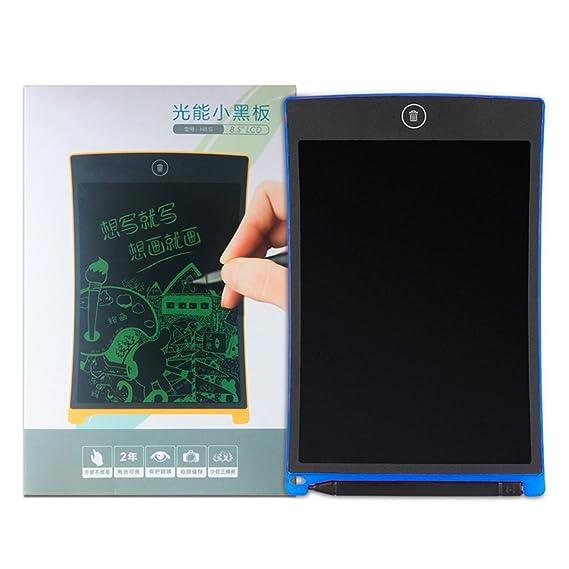 Amazon com: 8 5-Inch Portable Electronic Writing Pad LCD