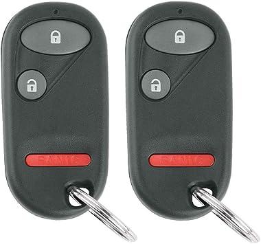 USARemote Replacement Keyless Entry Remote Key Fob for NHVWB1U521 NHVWB1U523