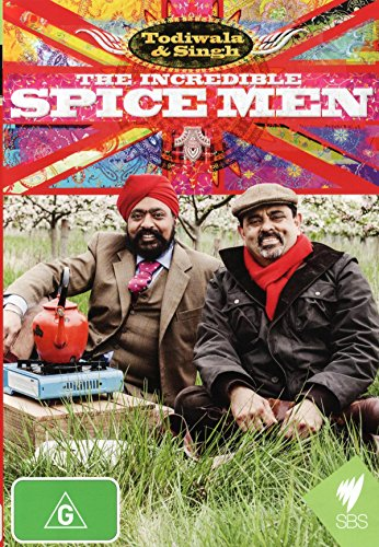 The Incredible Spice Men [Todiwala and Singh] [PAL / Import - Australia] ()