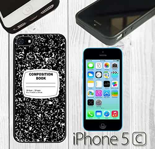 ec99ba371 Composition Notebook Funny Retro Custom made Case/Cover/Skin FOR iPhone 5C  Color -