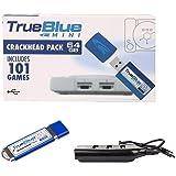 PeleusTech True Blue Mini V1 Pack for Playstation Classic - 64GB