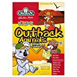 Orgran Outback Animals Vanilla Cookies (175g) - Pack of 2